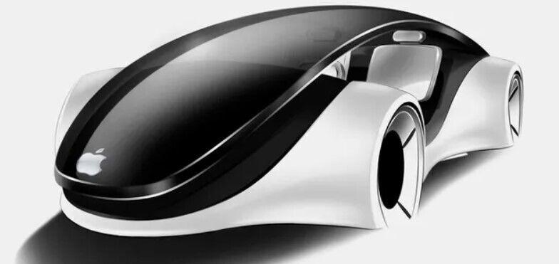 Ніхто не знає, якою вийде машина Apple, але художники пропонують варіанти