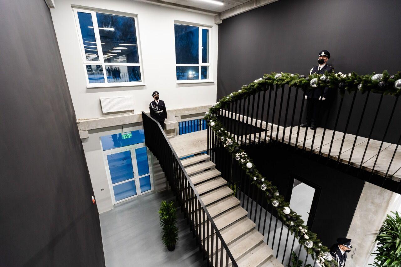Новый корпус Национальной академии МВД Украины на Киевщине