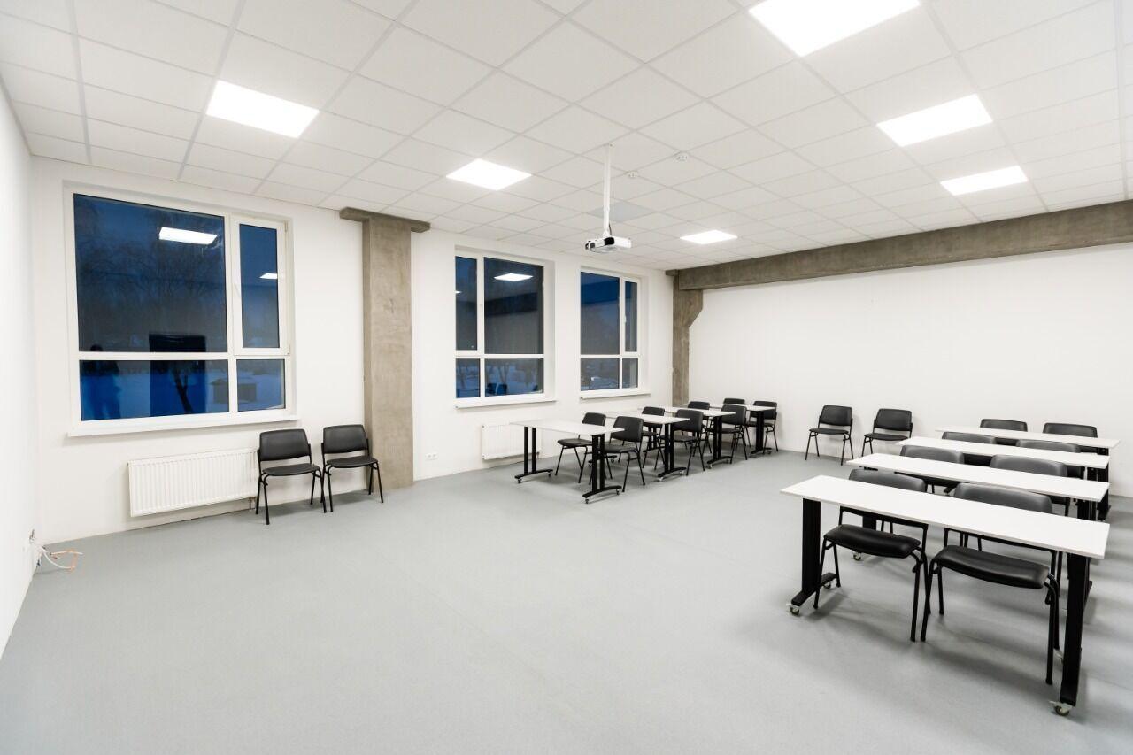 Новий корпус Національної академії МВС України на Київщині