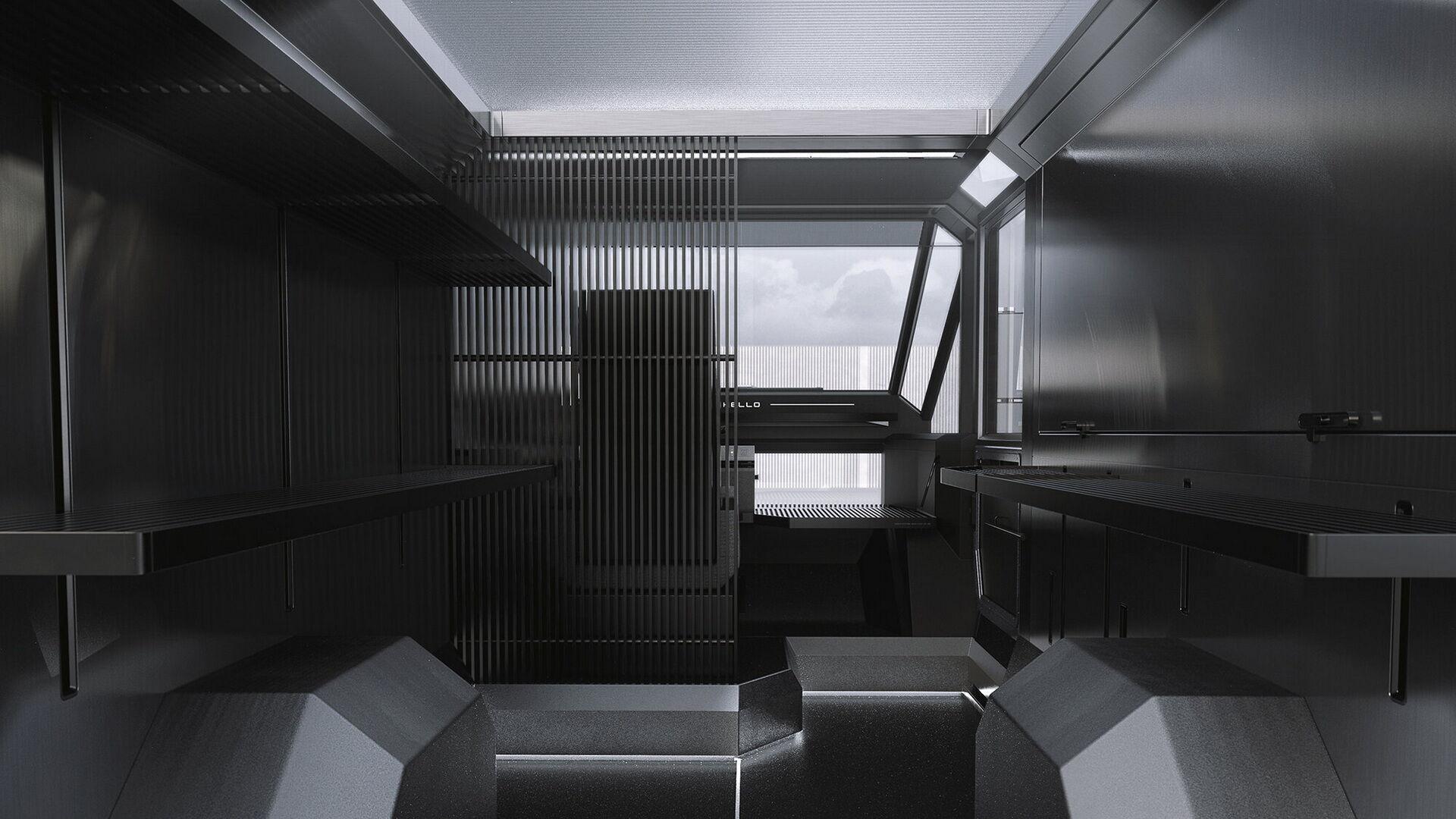 Електрична архітектура дозволяє зробити вантажний простір приблизно на 30% більше від аналогів із ДВЗ