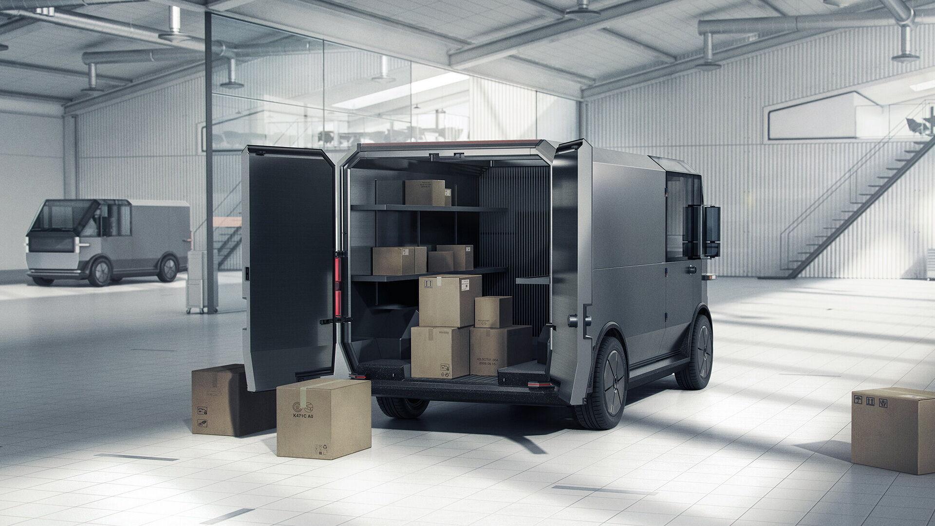 Залежно від версії MPDV має об'єм вантажного відсіку від 6,5 до 12,7 м куб.