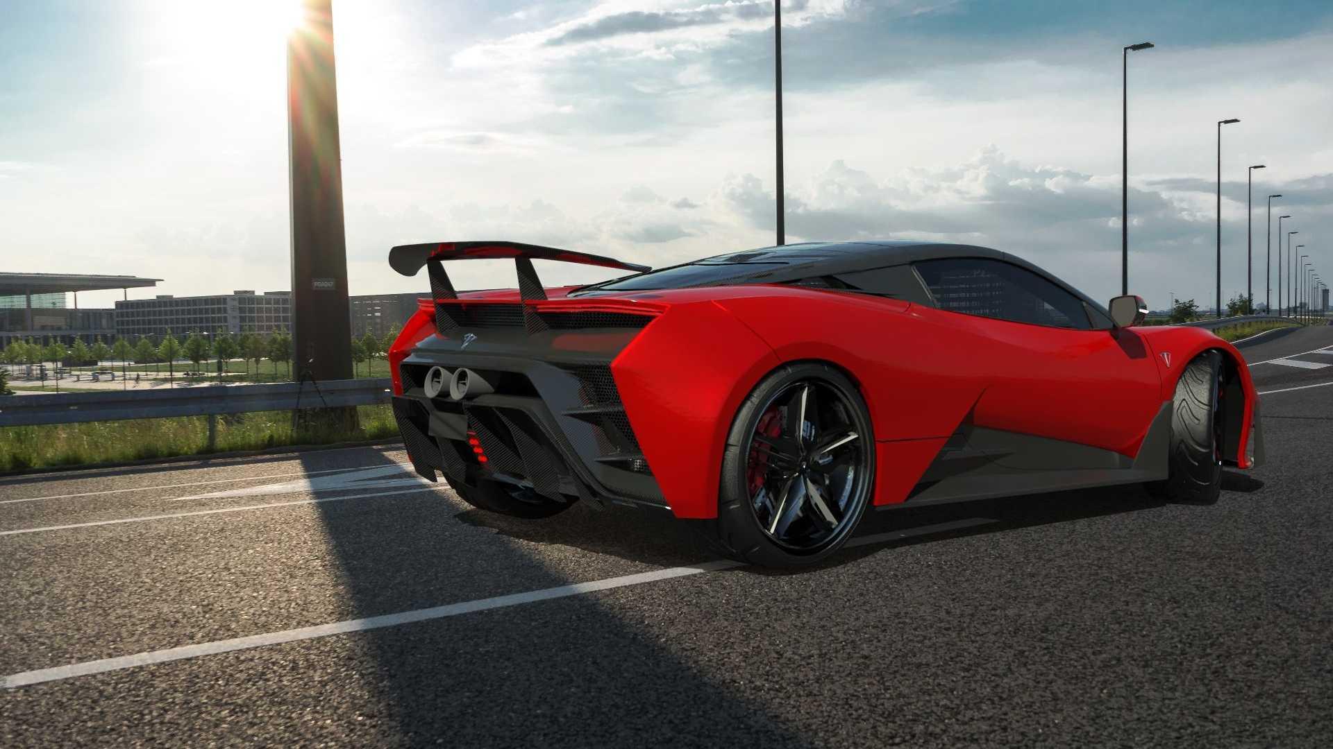 Очікується що Illyrian Pure Sport зможе розвивати швидкість до 375 км/год