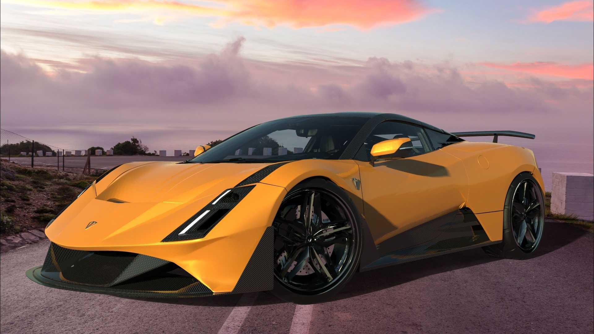 Кендрім Такі та заснована ним Arrera Automobili претендують на звання творців першого албанського суперкара