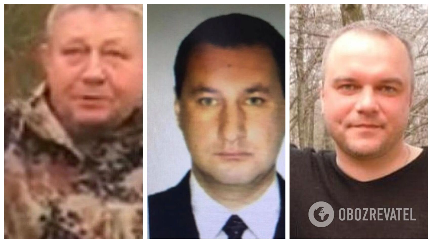 Вадим Долгов, Денис Куликовский и Роман Волянюк