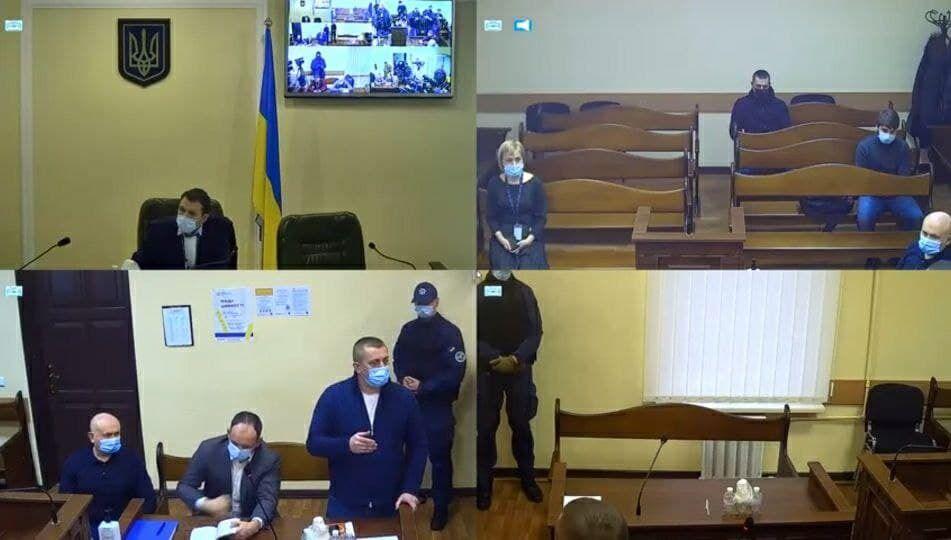 Татаров в суде
