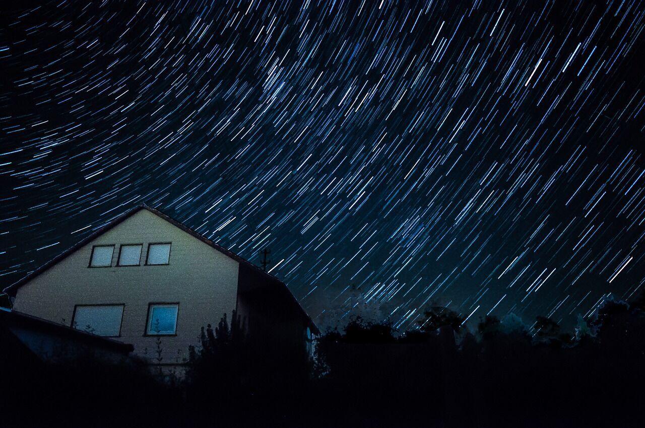 Лириды можно будет наблюдать в Северном полушарии