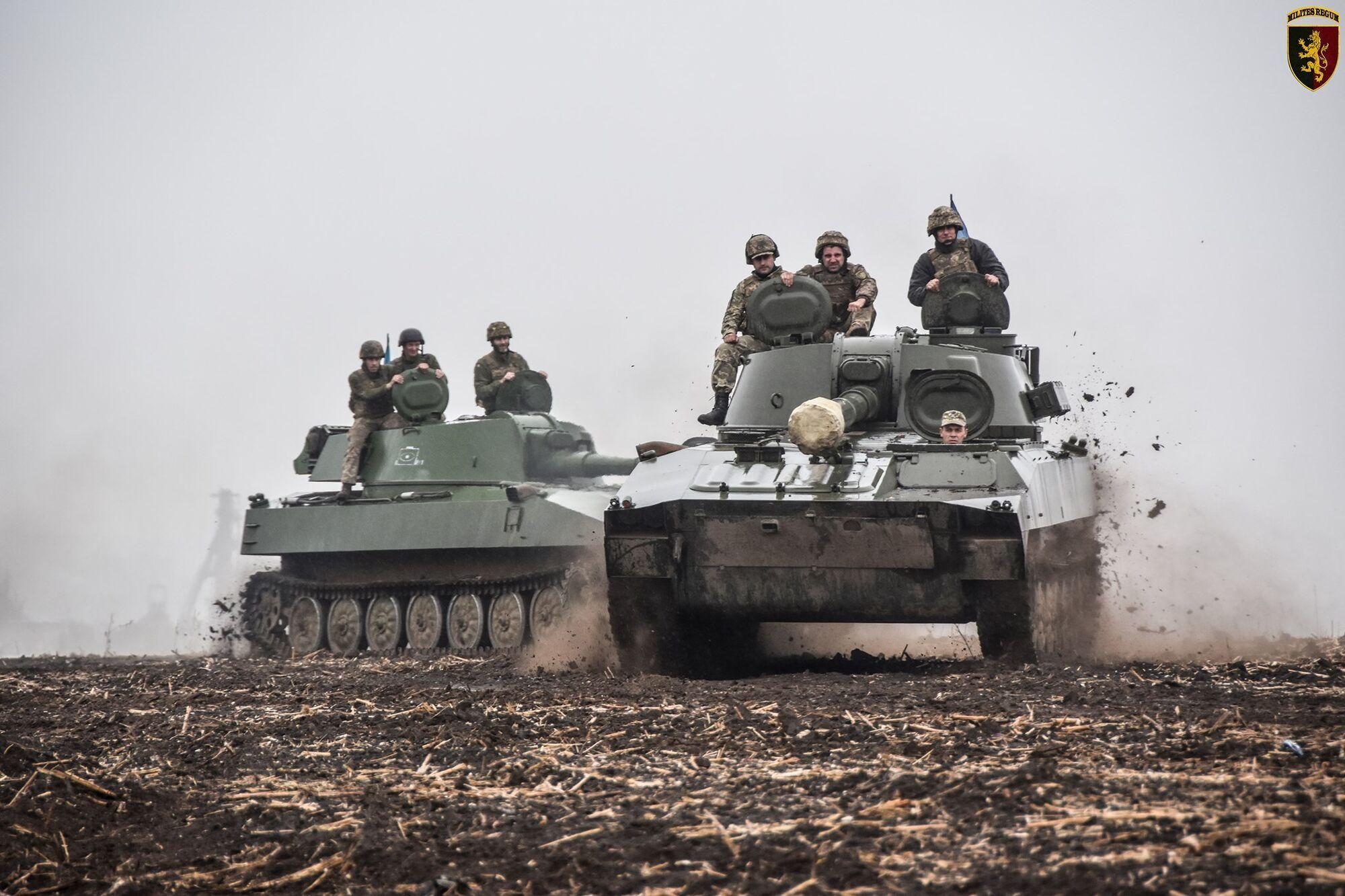 """В условиях """"режима тишины"""" украинские военные продолжают защищать Украину"""
