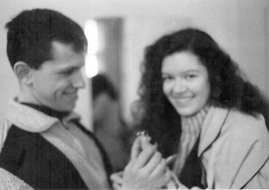 Руслана с мужем