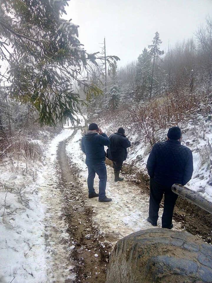 Избиение произошло близ села Лавочное
