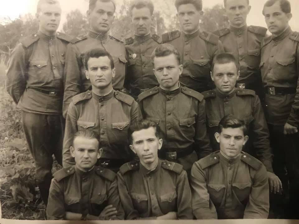 Василь Стус у радянському війську на Уралі, 1961 рік