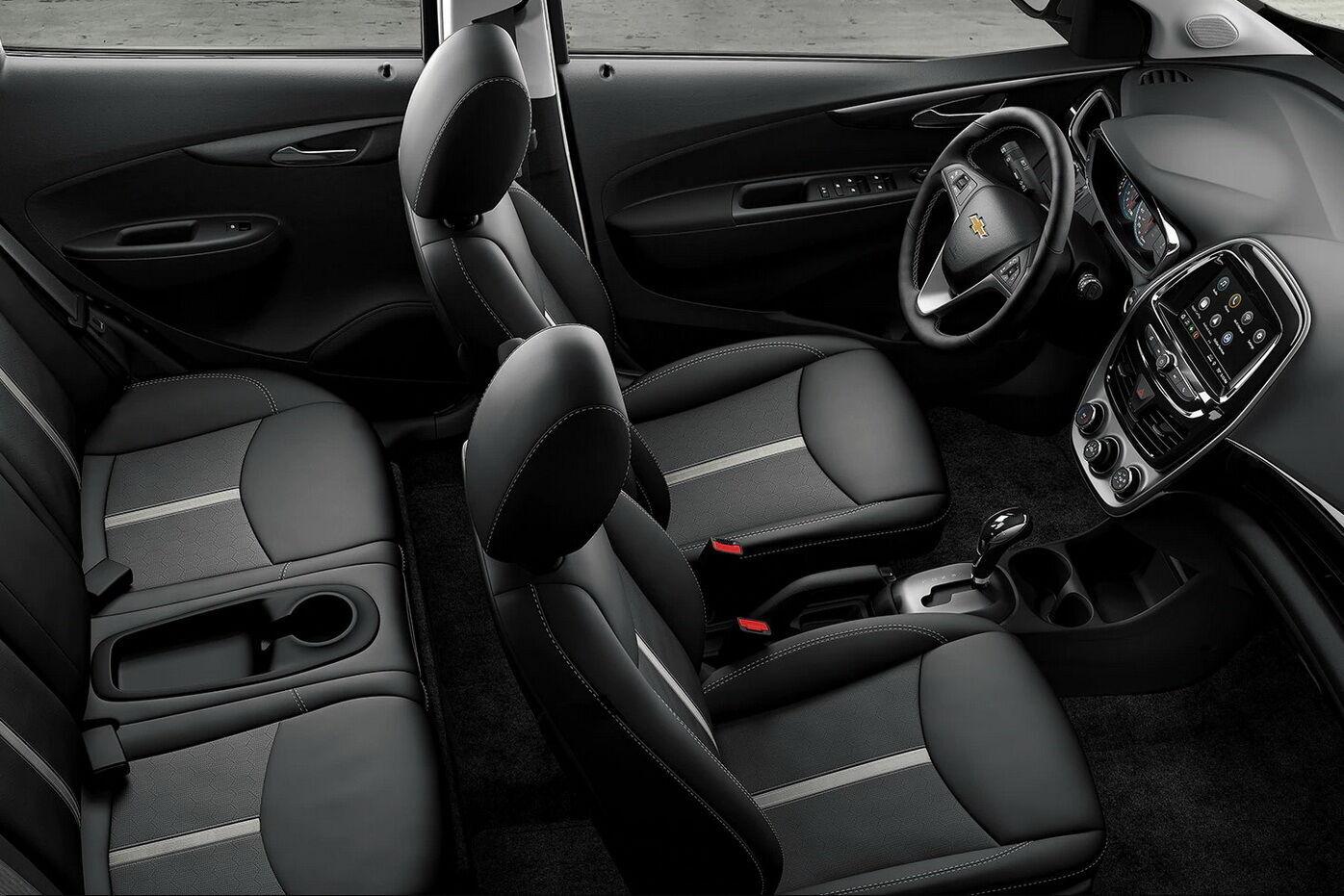 2021 Chevrolet Spark у топ-комплектації 2LT