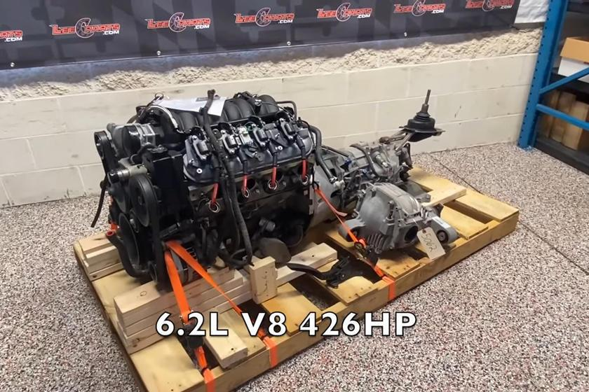 Двигун, яким оснастять Tesla Model S