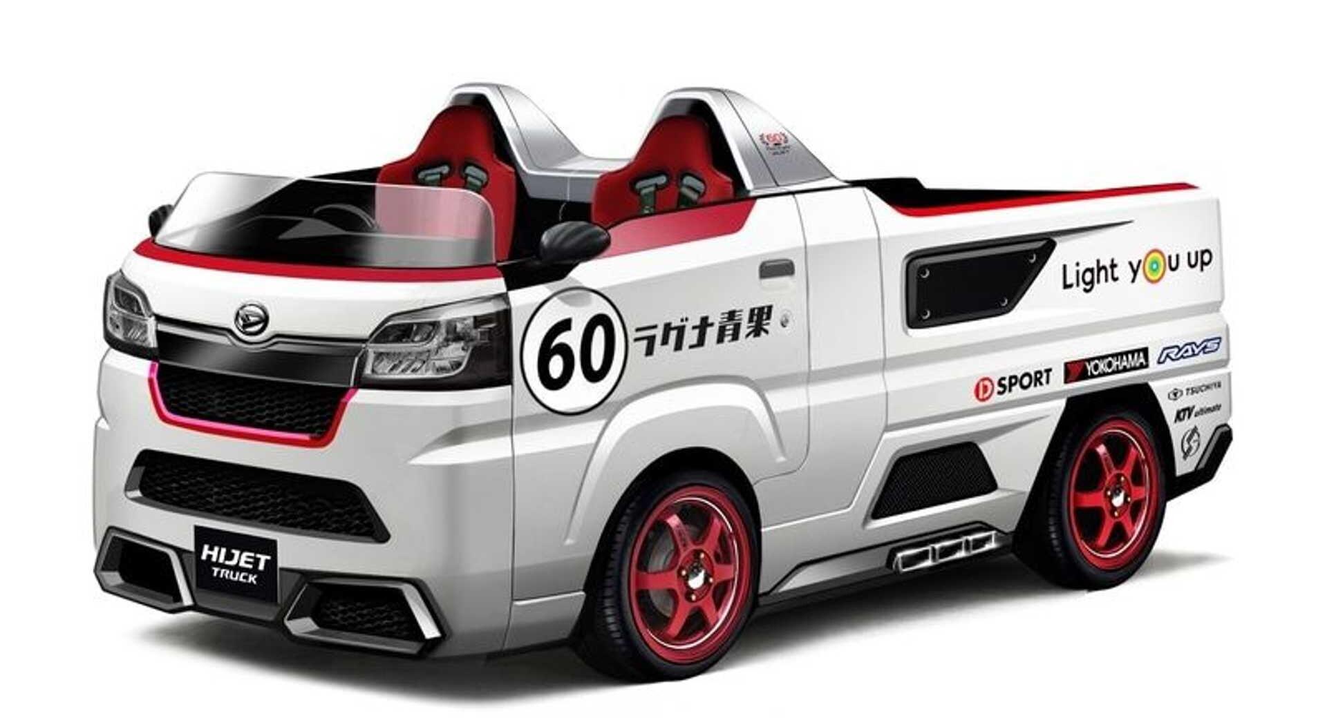 Daihatsu Hijet Truck Sportza Ver