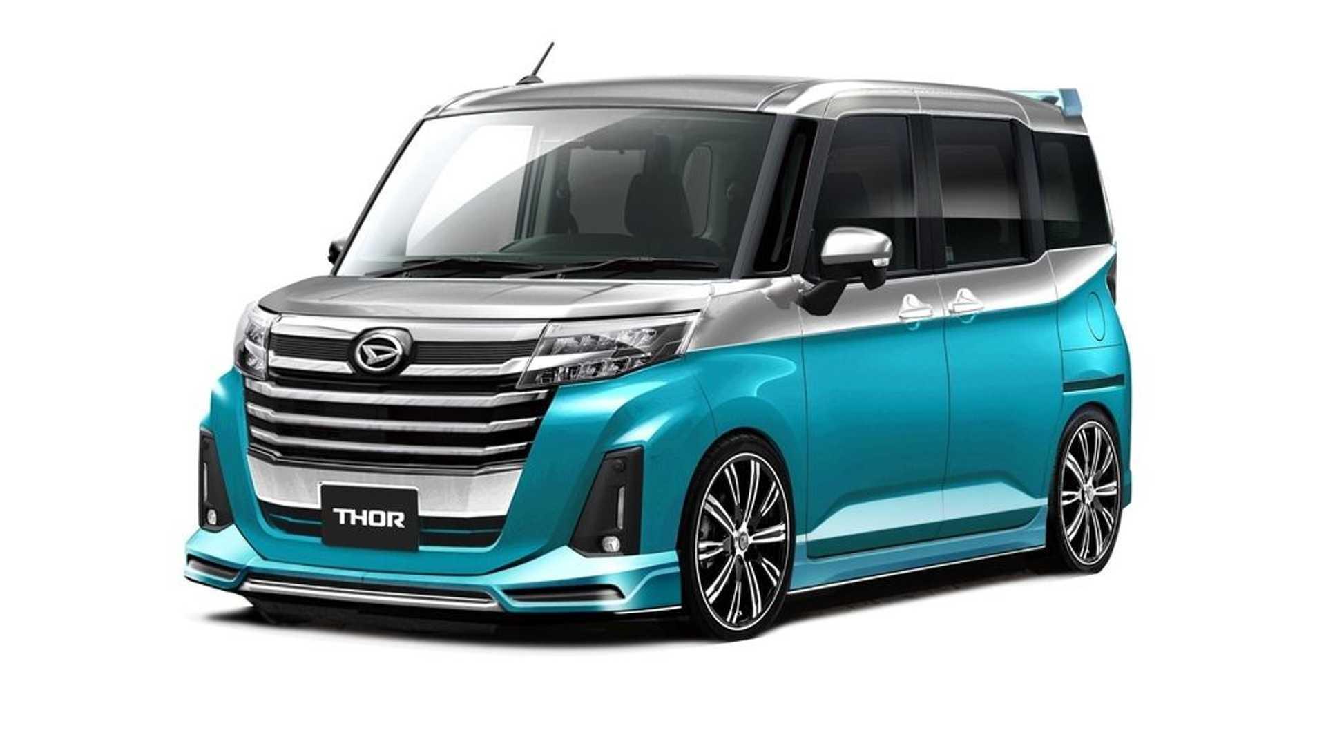 Daihatsu Thor Premium Ver D-Sport