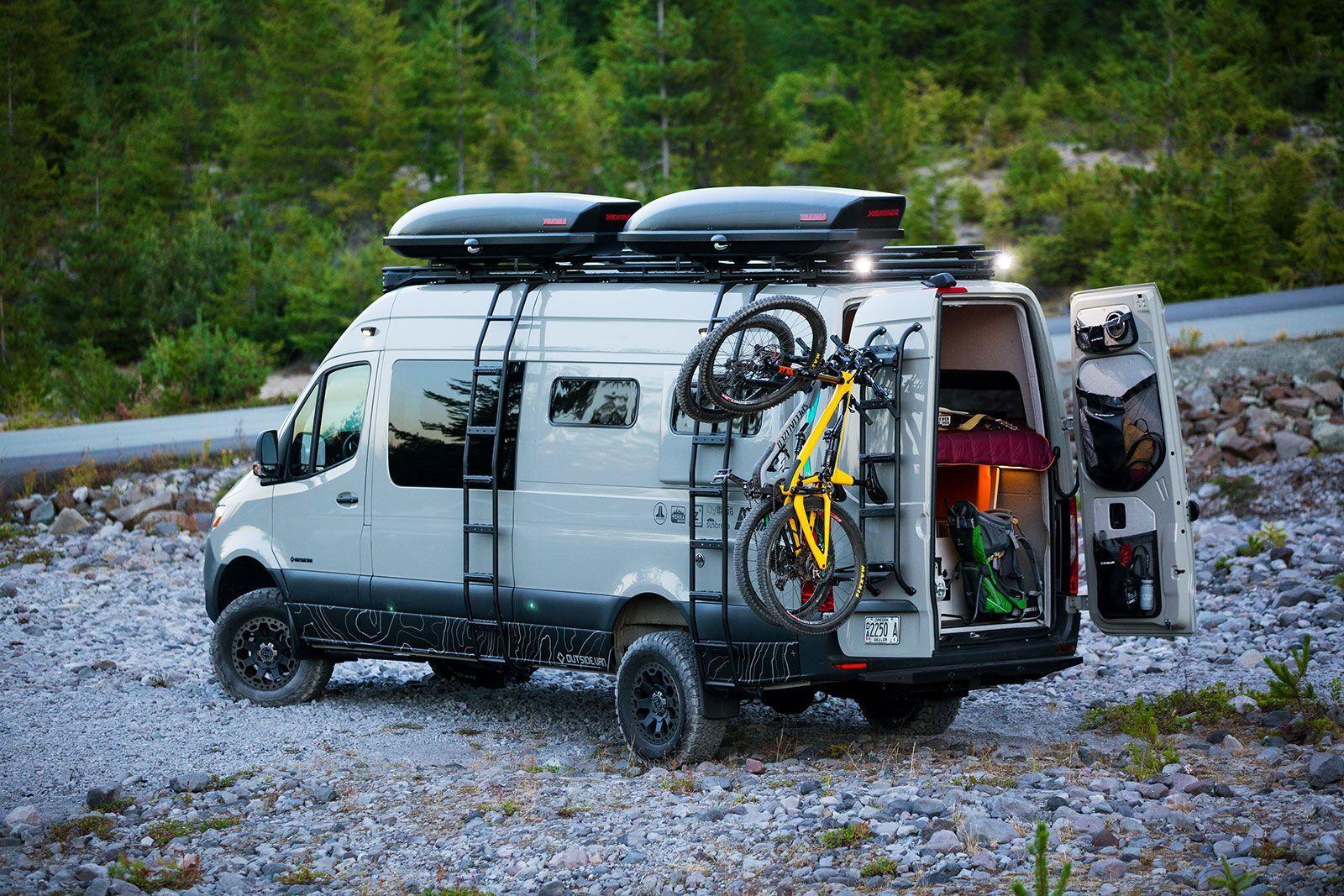 Elevate получил все необходимое оборудование для путешествий и отдыха