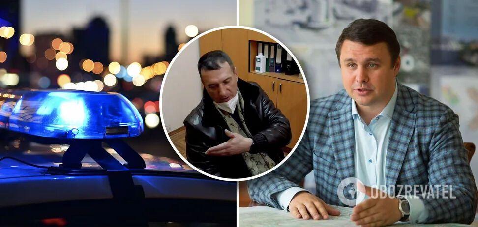 """Микитась якобы """"заказал"""" похищение юриста в Киеве"""