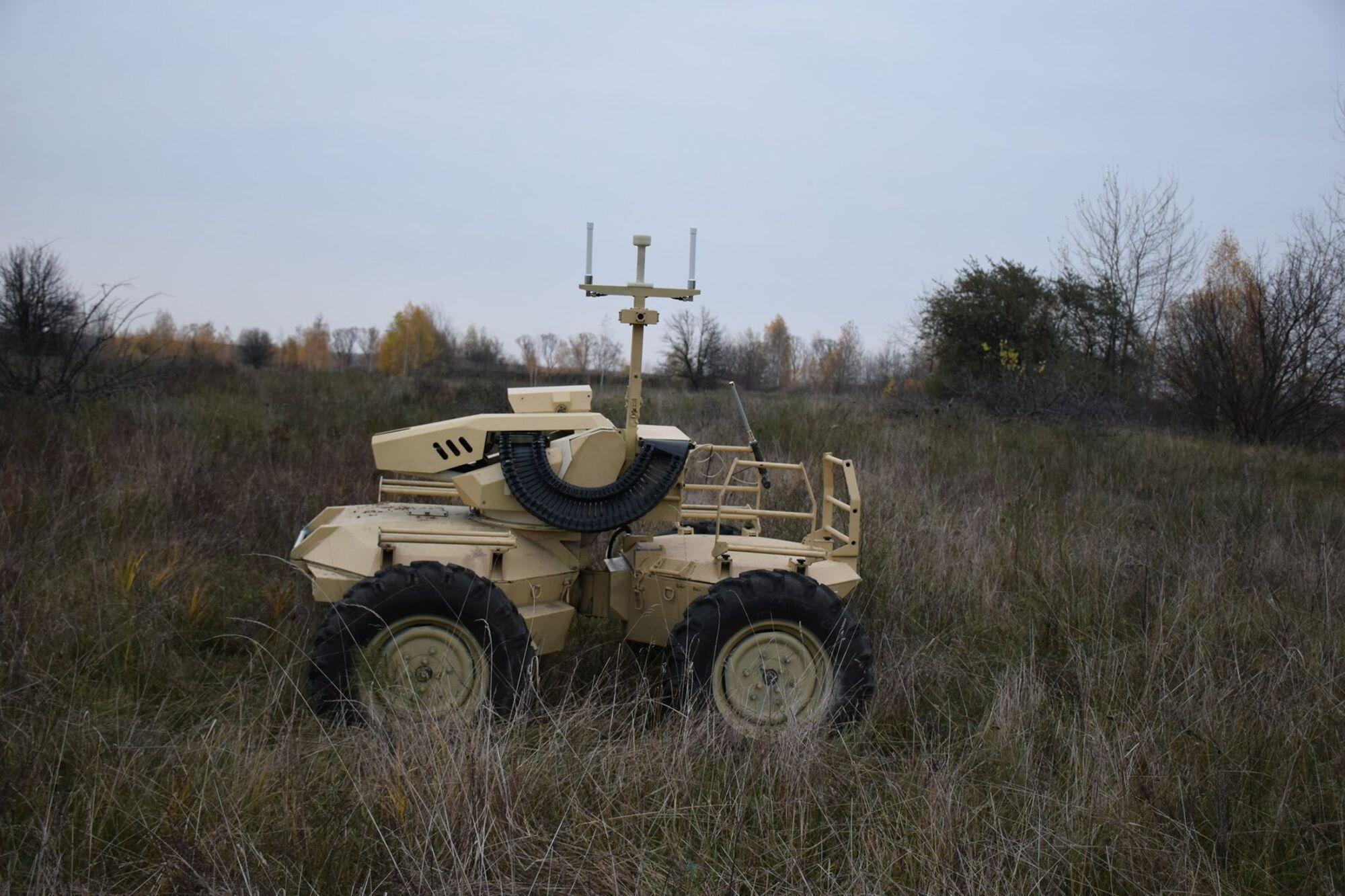 Техника может поступить на вооружение украинских воинов