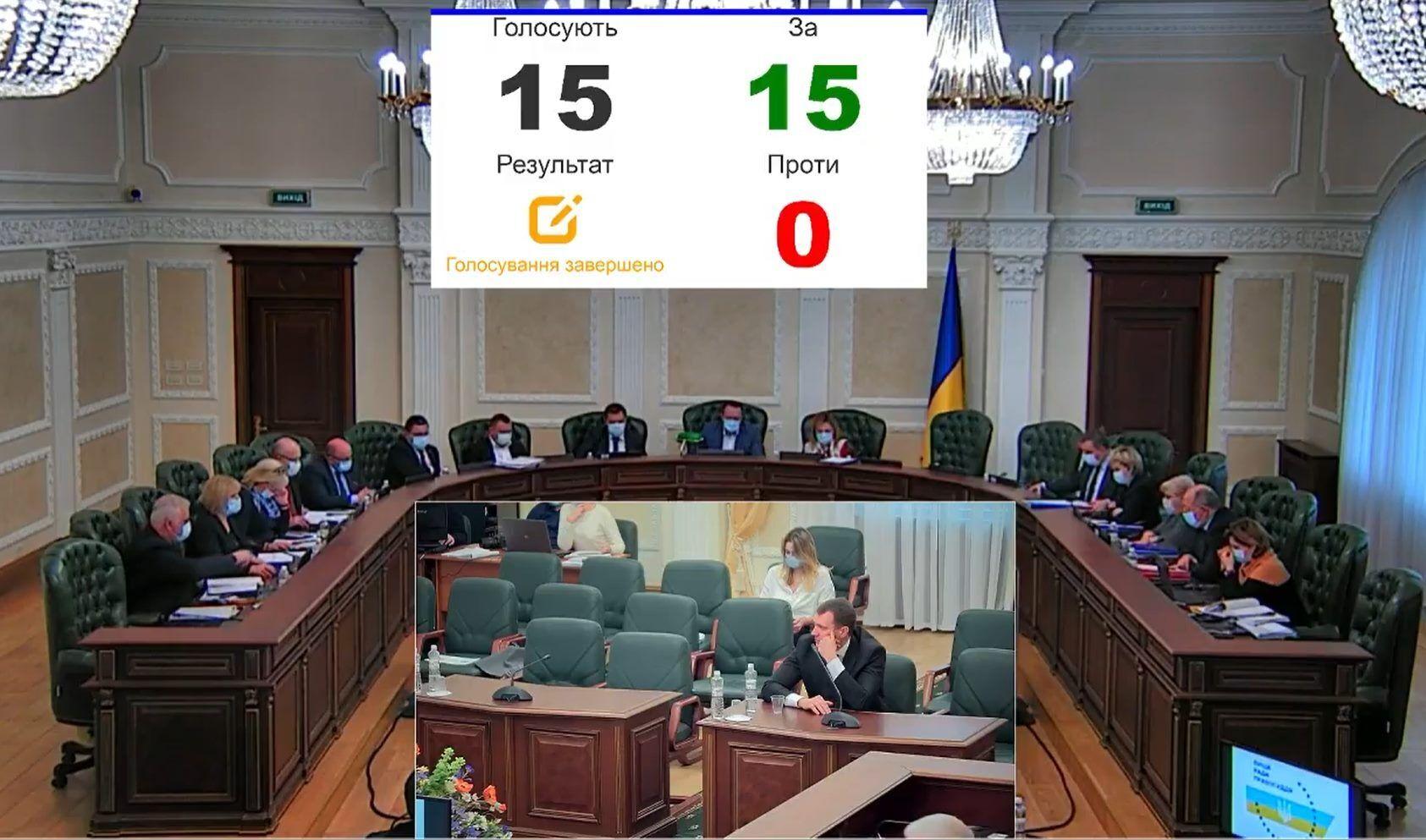 Судья Майдана получил право пожизненно работать судьей Печерского райсуда столицы