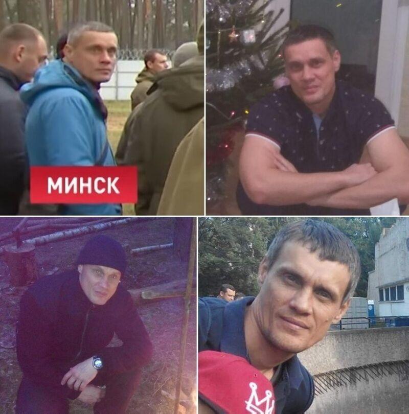 """Ідентифікація Дмитра Анцупова шляхом порівняльного аналізу з відео """"СТВ"""" та фото з його акаунтів у соціальних мережах"""