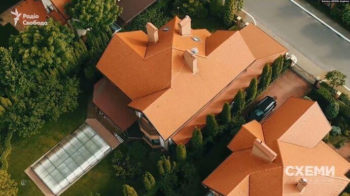 Дом, принадлежавший семье Швеца