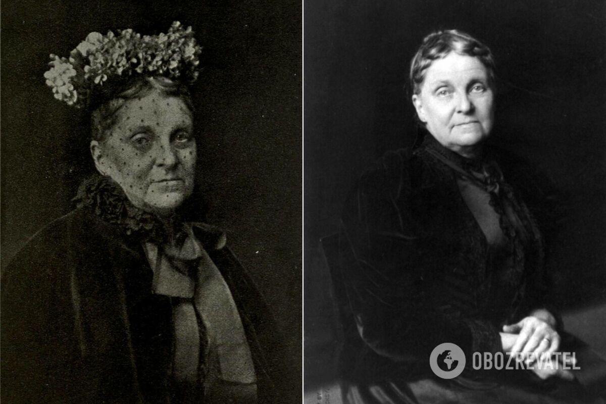 Согласно легендам, Гетти Грин ходила в заношенных до дыр черных платьях