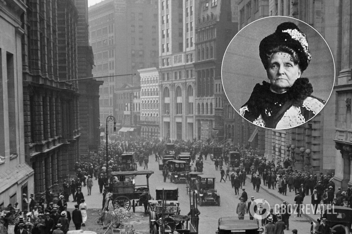 Гетти Грин называли ведьмой с Уолл-стрит из-за ее скупости