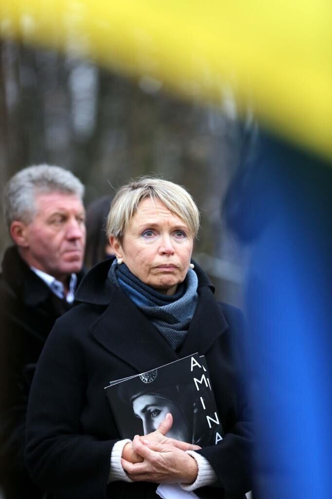 Ирина Каминская.