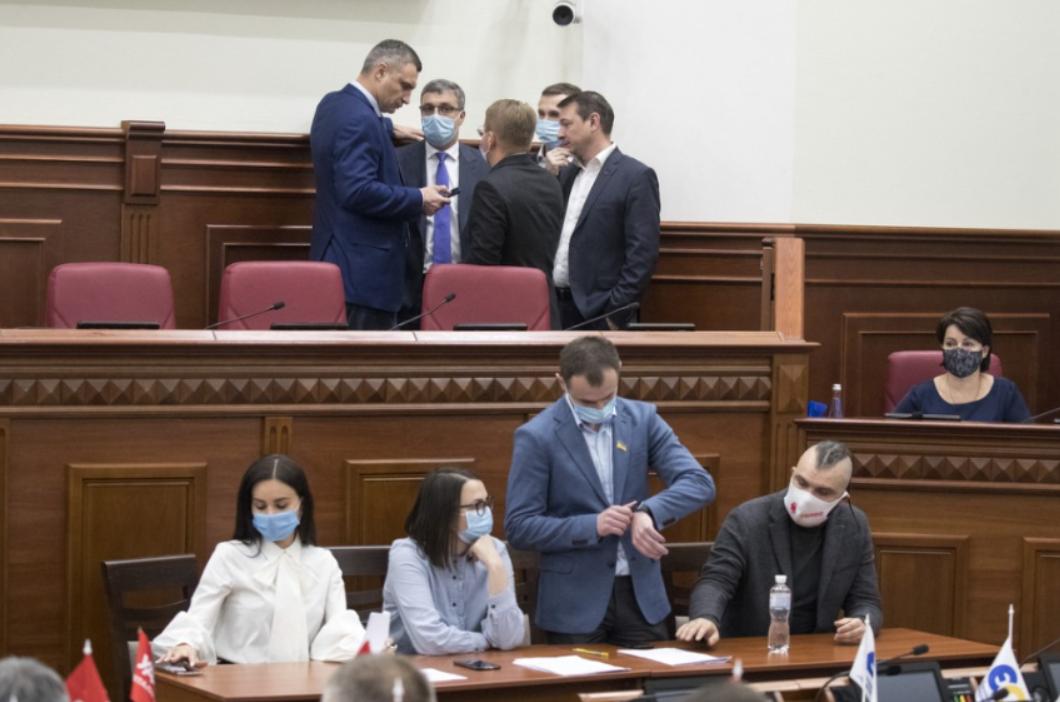 Київрада обрала секретарем колишнього помічника Кличка