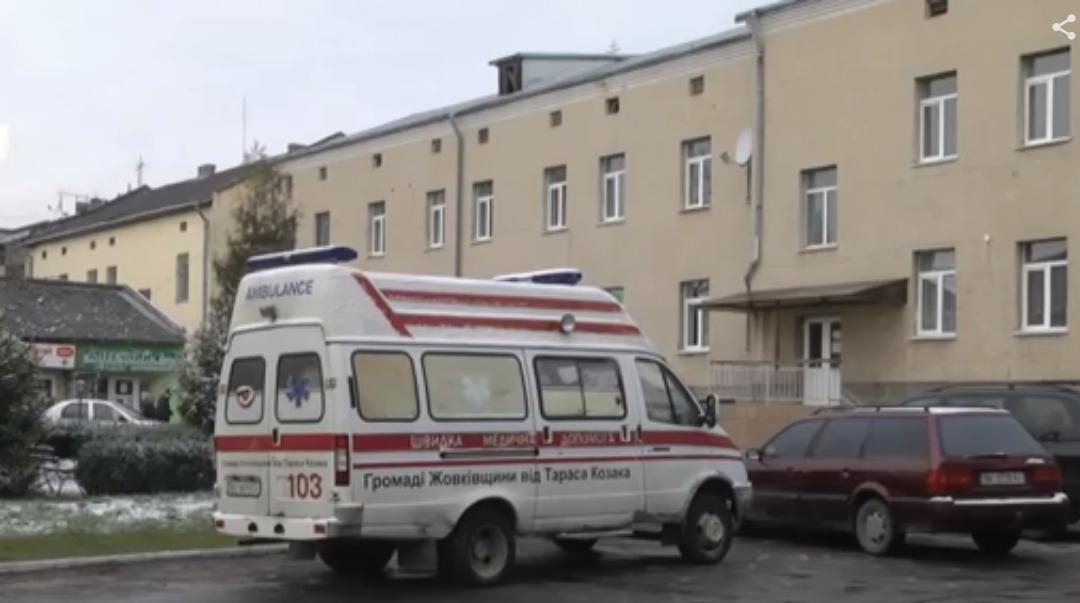 В Жовковской районной больнице после отключения света умерли два пациента