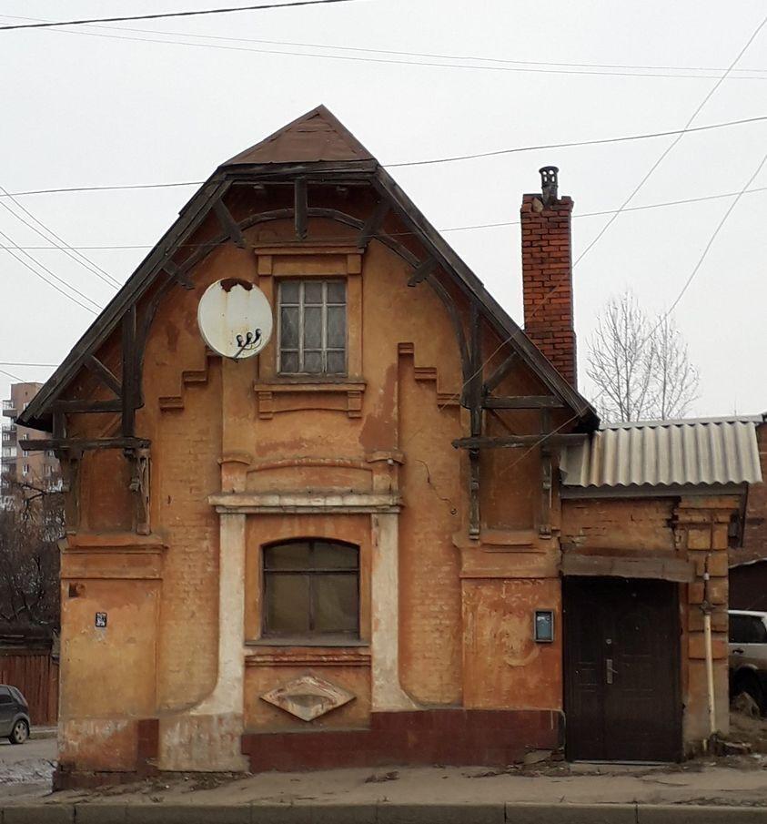 Бывшая водоразборная будка на Москалевской в Харькове