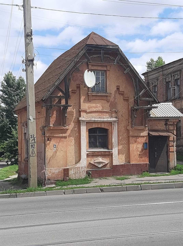 Бывшая водоразборная будка в Харькове