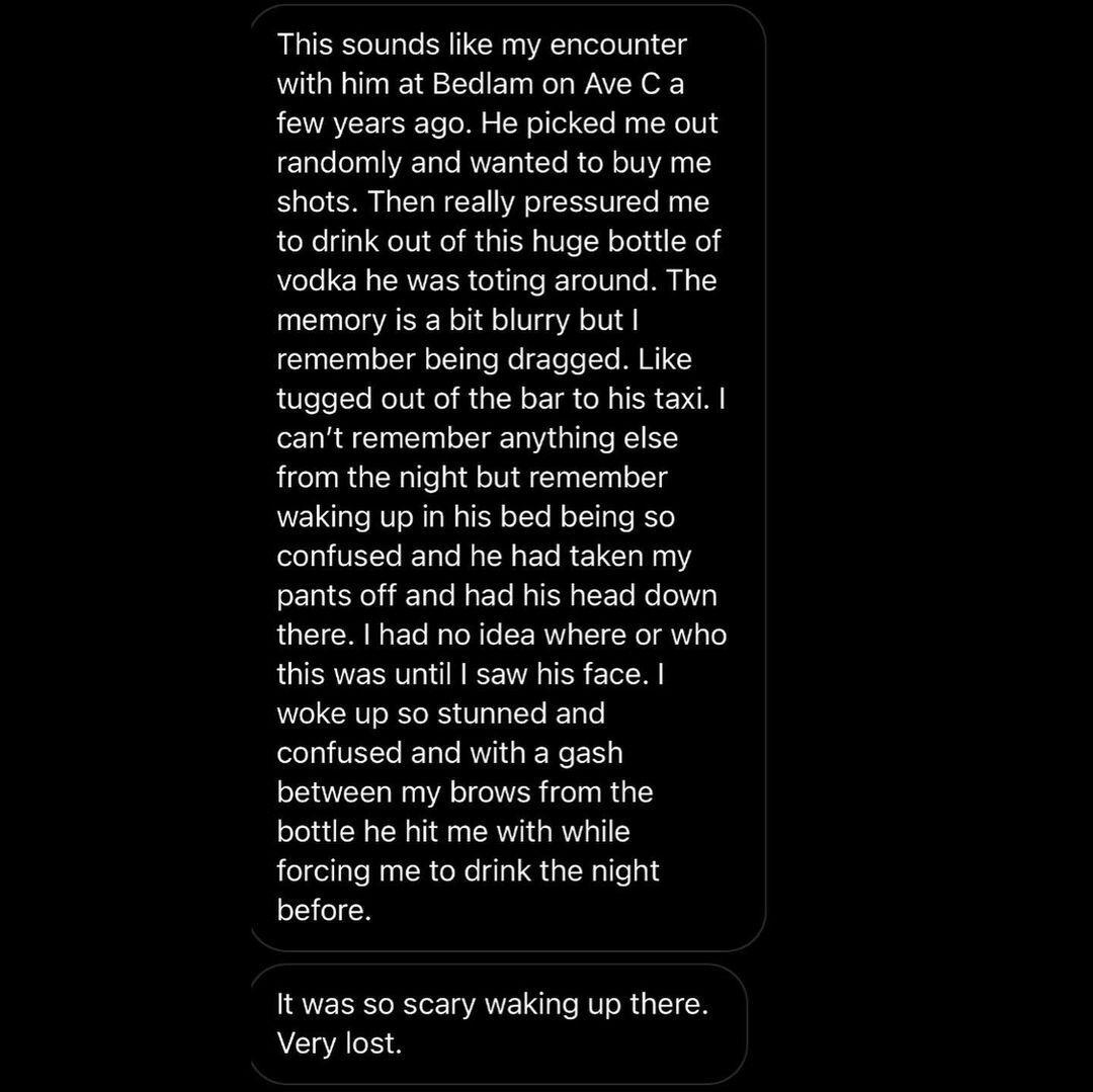 История о домогательствах Александра Вэнга
