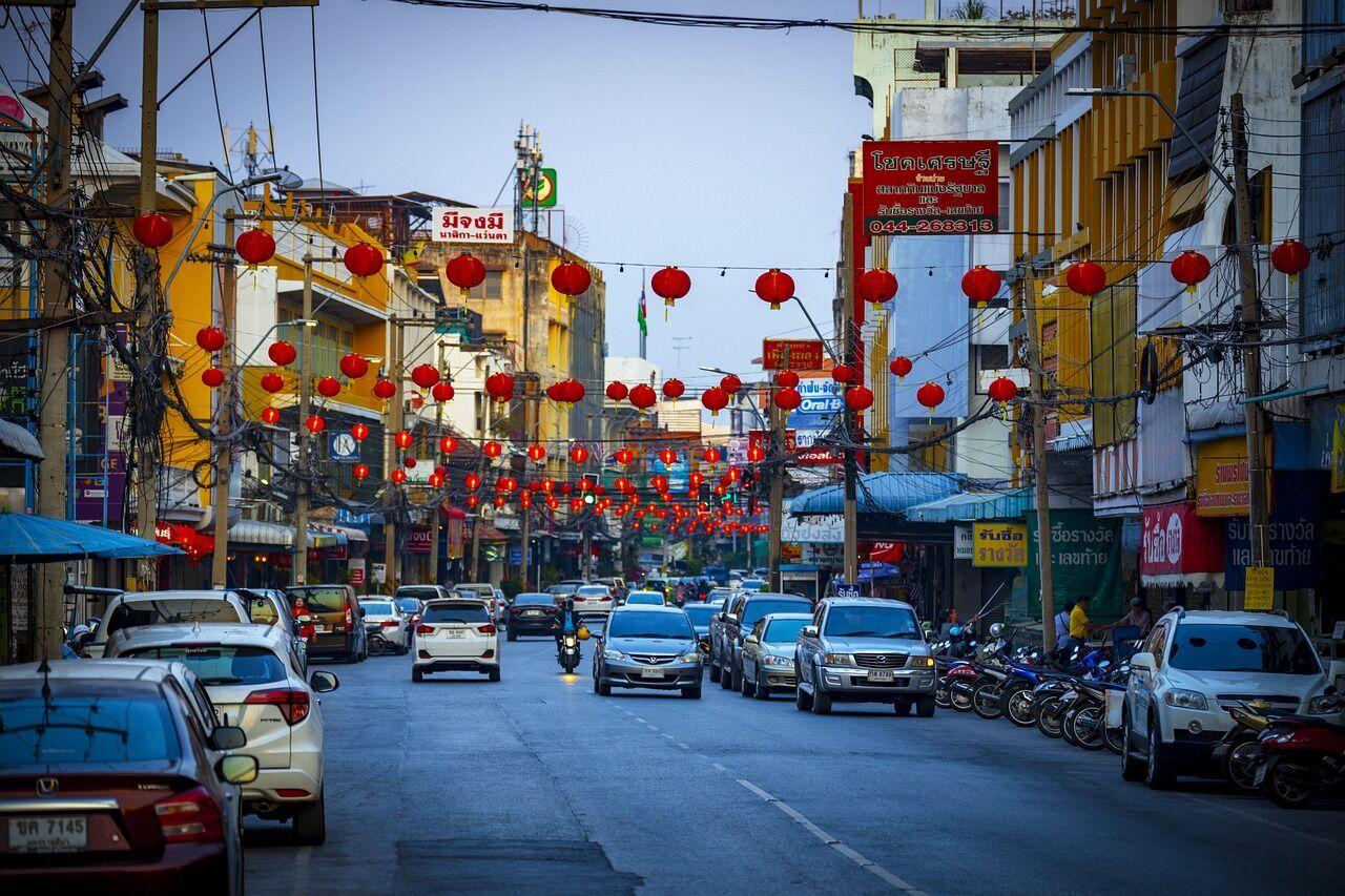 В Китае Новый год празднуют в январе или феврале