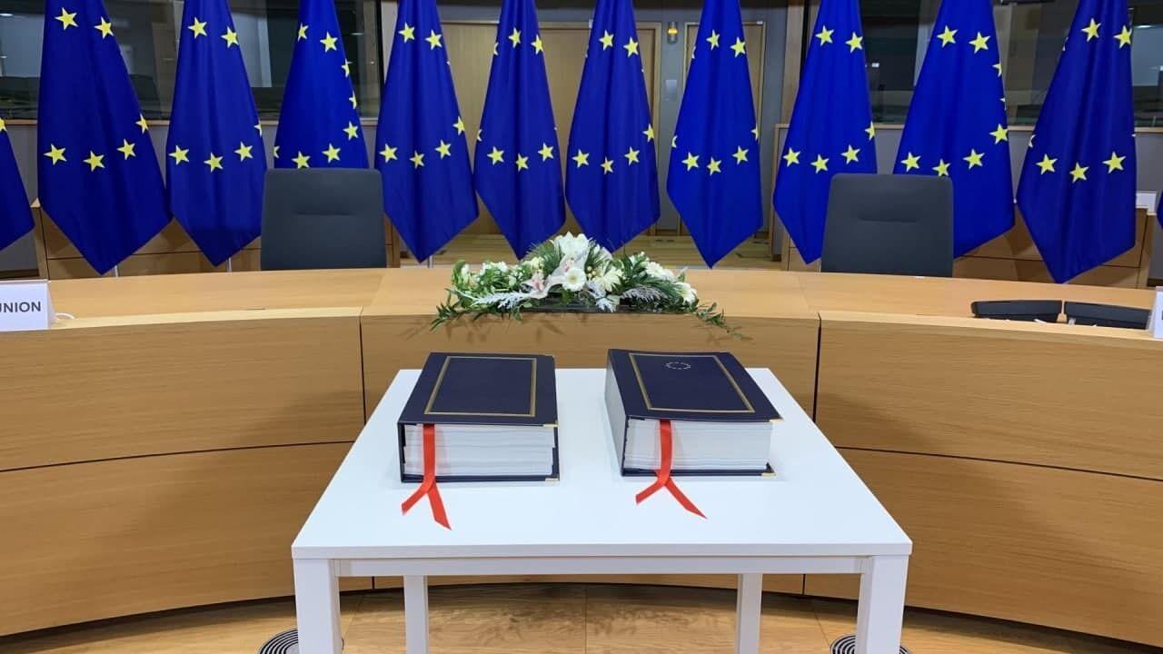 Соглашение о торговле и сотрудничестве между ЕС и Британией после Brexit