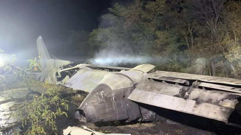 В авіакатастрофі Ан-26 під Чугуєвом вижив лише один курсант – В'ячеслав Золочевський.