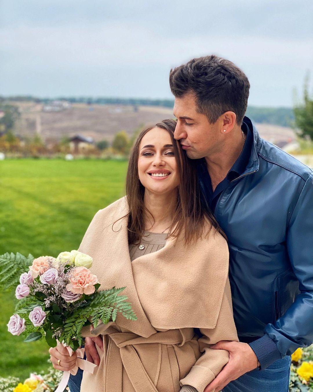 Юлия Леус и Андрей Джеджула