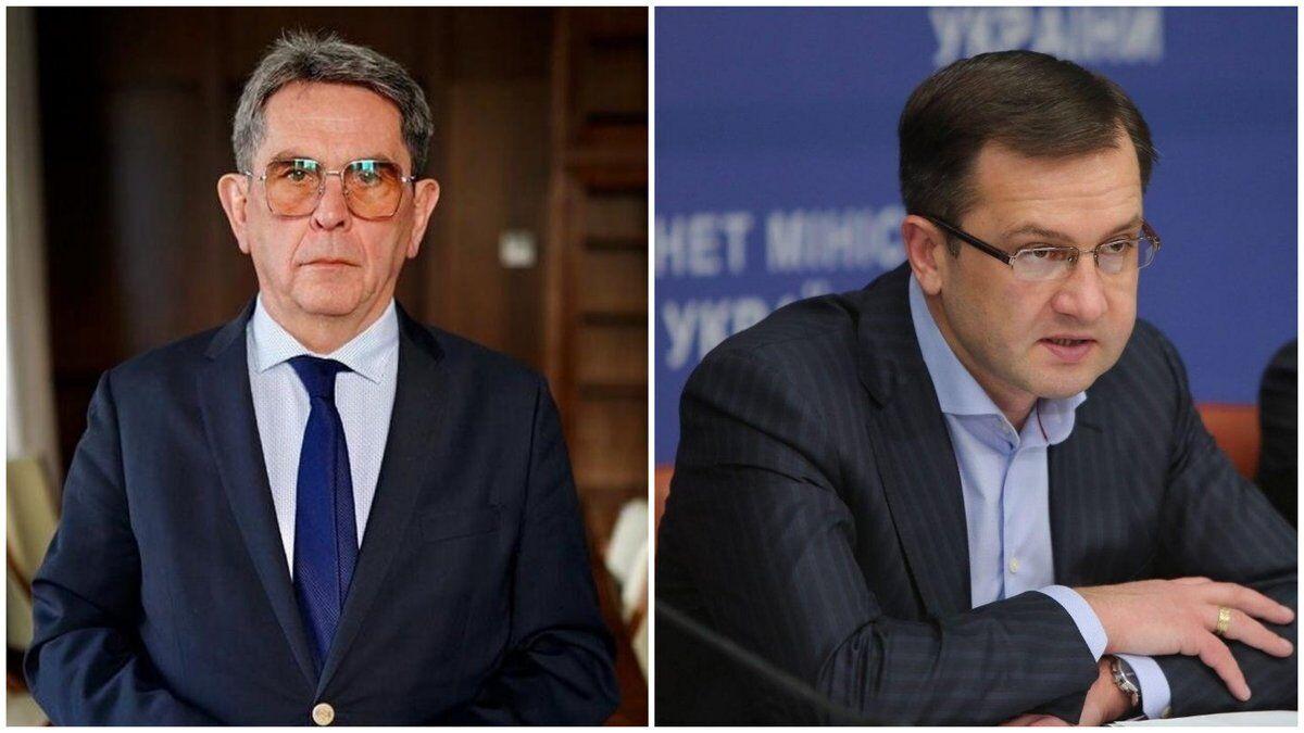 Илья Емец и Игорь Уманский проработали в правительстве Украины не более трех недель