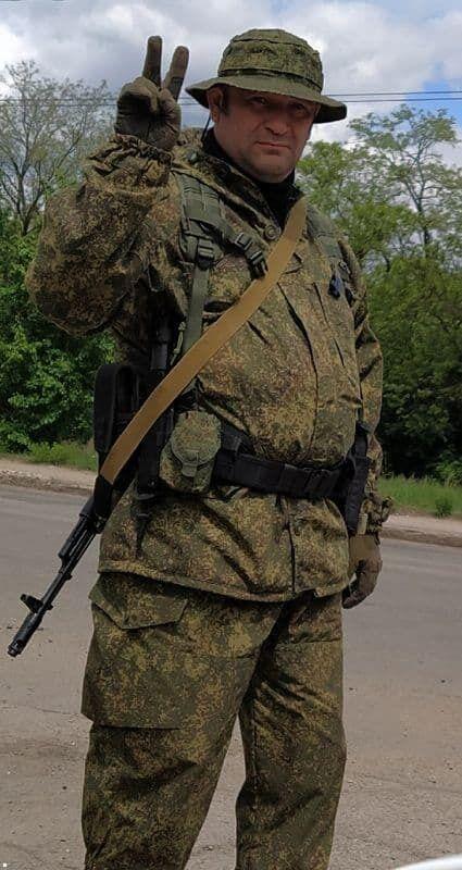 "Террорист ""ДНР"" Андрей Потемка"