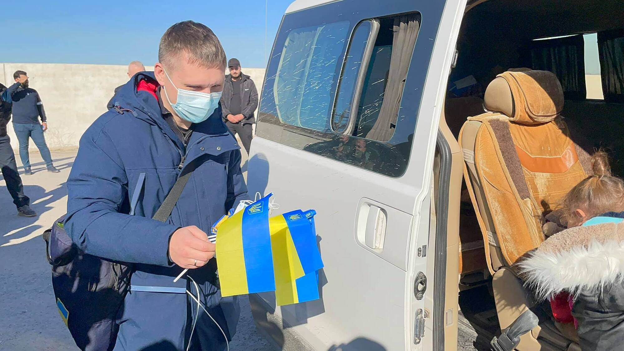 Украина провела уникальную спецоперацию по освобождению граждан