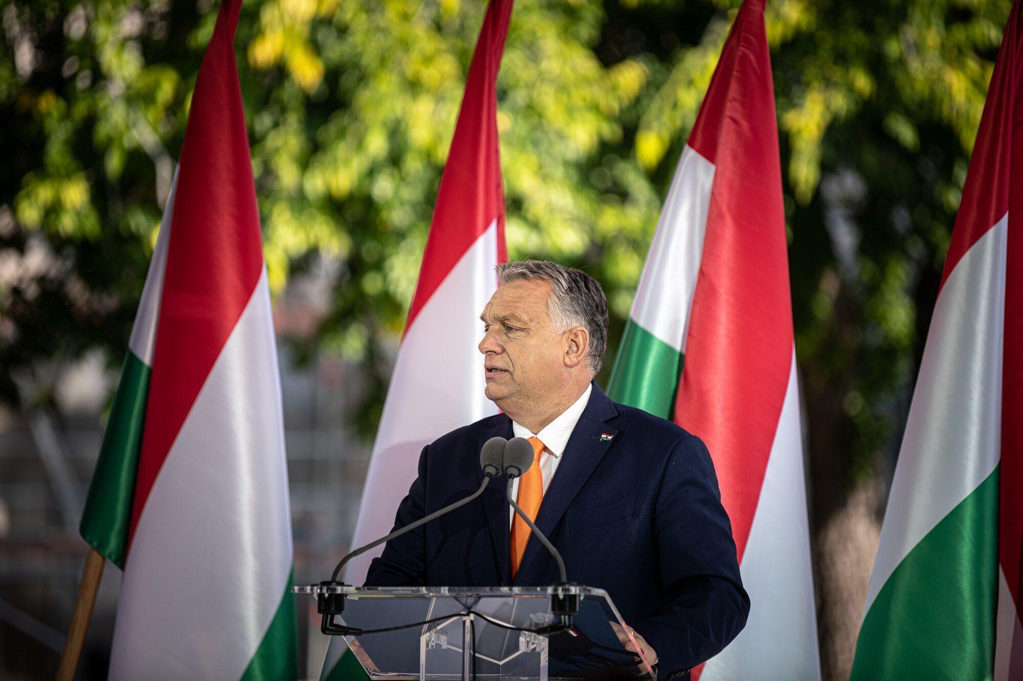 Віктор Орбан.