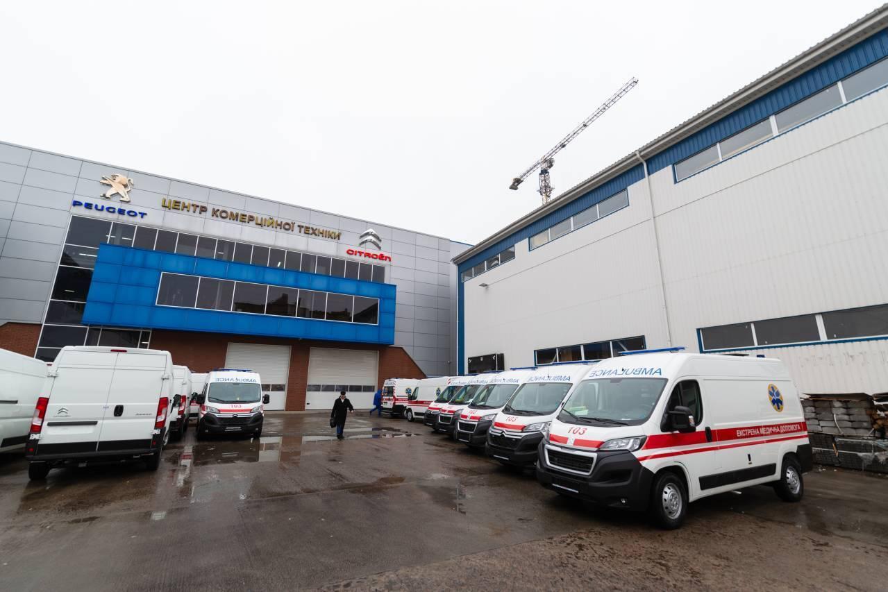 """Компанія """"Автоспецпром"""" стала першим українським виробником, який отримав європейський сертифікат відповідності від Групи PSA"""