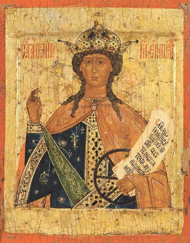 Великомучениця Катерина народилася в 287 році в Олександрії