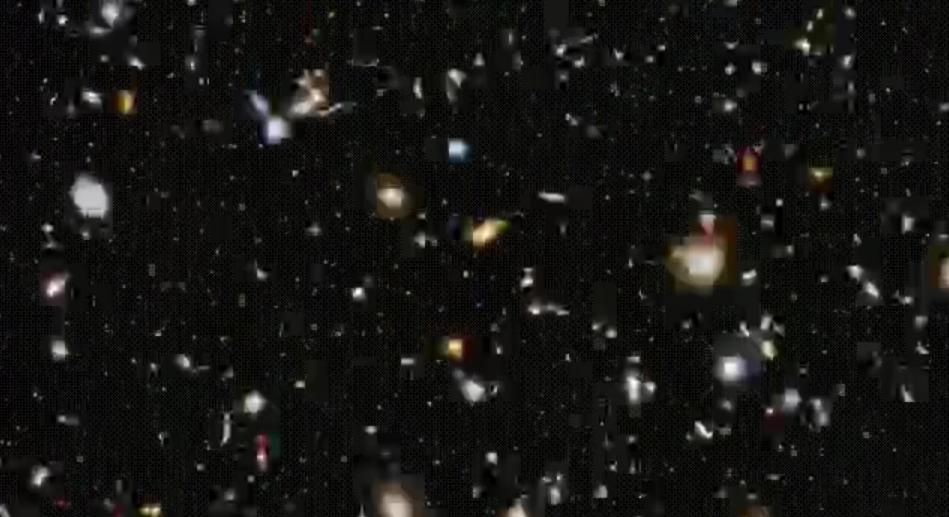 Снимок Вселенной