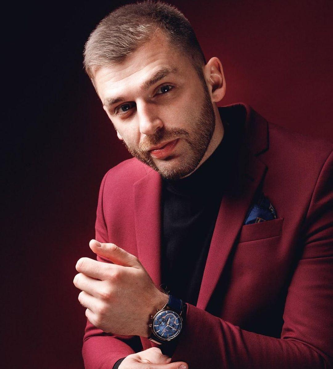 Андрей Рыбак.