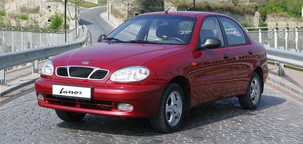 Lanos – один из любимых автомобилей украинцев
