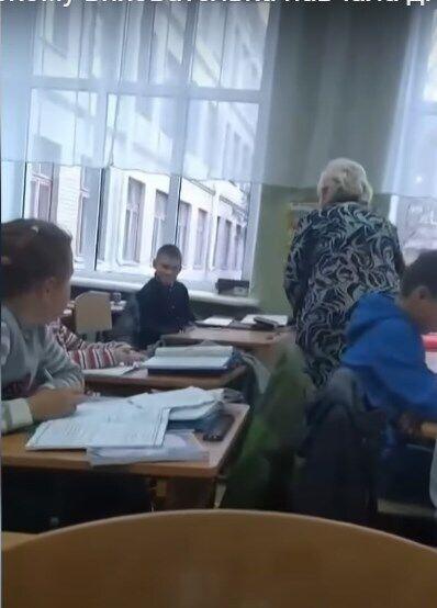 Вчителька кричала на дітей в Кропивницького.