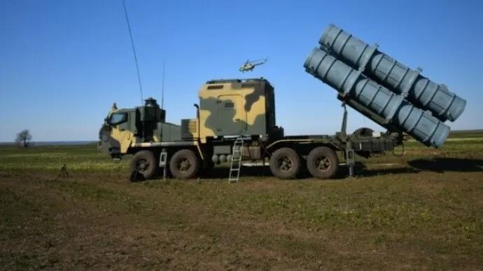 """Береговий ракетний комплекс 360МЦ """"Нептун"""""""