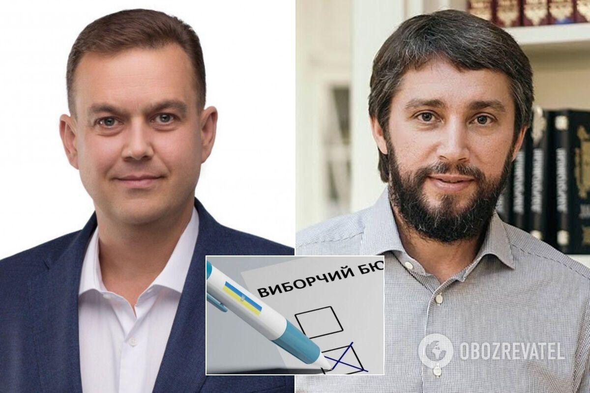 Константин Павлов и Дмитрий Шевчик