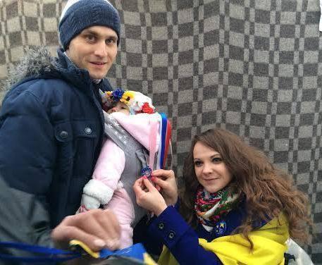 Поэтесса Майдана: всю романтику и нашу наивность смыло кровью первого погибшего