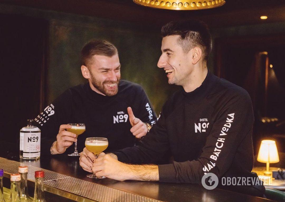 Андрій Рибак та Олександр Еллерт